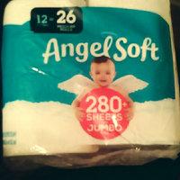 Angel Soft Toilet Paper Mega Roll uploaded by Amanda B.
