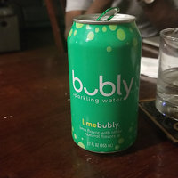 Bubly Sparkling Water Lime uploaded by Semaria S.