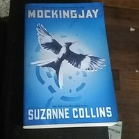 Mockingjay (the Final Book of the Hunger Games) uploaded by Andrea D.