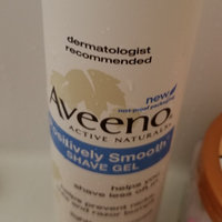 Aveeno® Positively Smooth® Shave Gel uploaded by Kendra K.