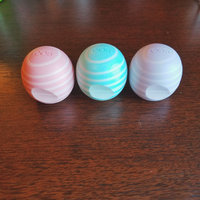 eos™ Visibly Soft Lip Balm Vanilla Mint uploaded by Kirstian S.