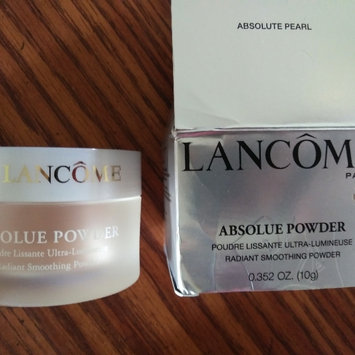 Photo of Lancôme Absolue Powder Radiant Smoothing Powder uploaded by Angel S.