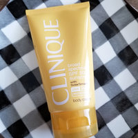 Clinique Broad Spectrum SPF 50 Sunscreen Face Cream uploaded by Brooke H.