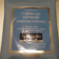 Neutrogena® Makeup Remover Cleansing Towelettes uploaded by afton h.