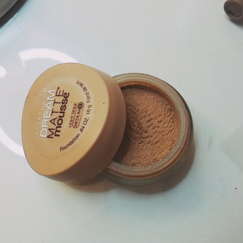 Photo of Maybelline Dream Matte® Mousse Foundation uploaded by laura A.