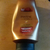 Pantene Pro-V Truly Natural Hair 3-in-1 Co-Wash Cleansing Conditioner uploaded by Marquita S.