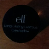 e.l.f Long-Lasting Lustrous Eyeshadow uploaded by Marquita S.