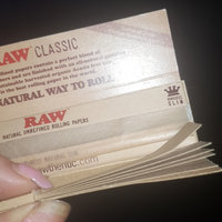 4 Raw K-s Organic Hemp Packs 32 Leaves Per Pack Include Filters Tips Natural Unrefined Hemp Rolling Paper uploaded by Bobbi M.