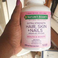 Nature's Bounty Hair, Skin & Nails uploaded by TI💜 S.