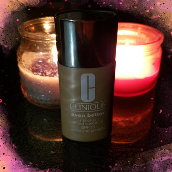 Photo of Clinique Even Better™ Makeup Broad Spectrum SPF 15 uploaded by Amber H.