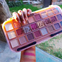 (3 Pack) BEAUTY TREATS 24 Rose Gold Palette uploaded by janet b.