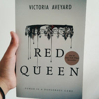 Red Queen by Victoria Avenard uploaded by Daniela M.