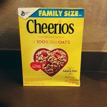 Photo of Honey Nut Cheerios uploaded by Star M.