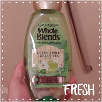 Garnier Whole Blends Green Apple & Green Tea Extracts Refreshing Shampoo uploaded by Courtney W.