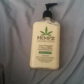 Photo of Hempz Sweet Pineapple & Honey Melon Moisturizer uploaded by karren a.