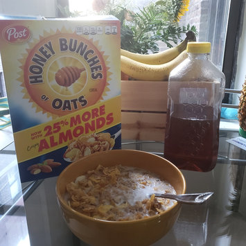 Photo of Honey Bunches of Oats with Almonds uploaded by Marivi S.
