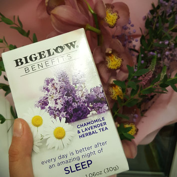 Photo of Bigelow® Benefits Chamomile & Lavender Herbal Tea Bags 18 ct Box uploaded by Svitlana P.