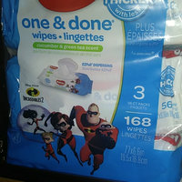 Huggies® One & Done Baby Wipes uploaded by Brooklyn A.