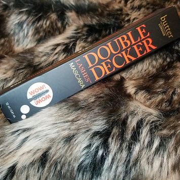 Photo of Butter London Double Decker Lashes Mascara uploaded by julie y.