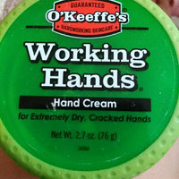 O'Keeffe's Working Hands Hand Cream uploaded by Cassandr O.
