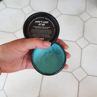LUSH Don't Look at Me Fresh Face Mask uploaded by Caroline H.