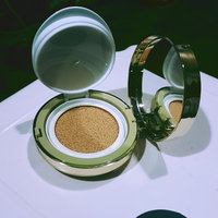 The Face Shop Miracle Finish Oil Control Water Cushion SPF50+ PA+++ (V203 Natural Beige) uploaded by April j.