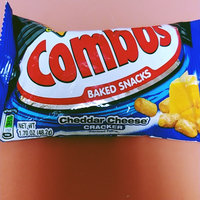 Combos Baked Snacks Cheddar Cheese Cracker uploaded by Amanda C.