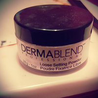 Dermablend Loose Setting Powder (Smudge Resistant, Long Wearability) - Original. uploaded by Amanda C.