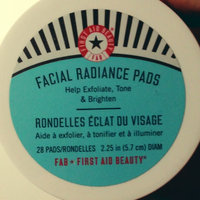 FIRST AID BEAUTY Facial Radiance Pads uploaded by Caroline E.