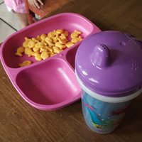 Dandelion Re Play Divided Plates for Babies and Toddlers (Set of 3 - Dark Pink, Light Pink, Lavender) uploaded by Veronica V.