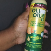 Organic Root Stimulator Olive Oil Replenishing Conditioner uploaded by TI💜 S.