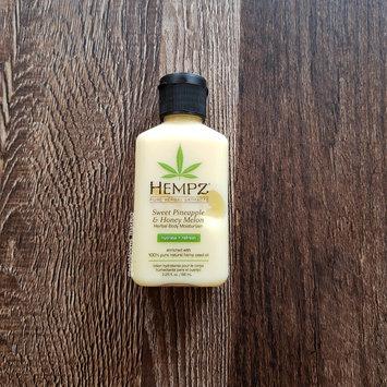 Photo of Hempz Sweet Pineapple & Honey Melon Moisturizer uploaded by Ashley P.