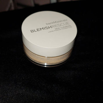 Photo of bareMinerals Blemish Rescue Skin-Clearing Loose Powder Foundation uploaded by Crystal R.