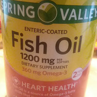 Spring Valley Omega 3 Fish Oil Twin Pack uploaded by Marquita S.