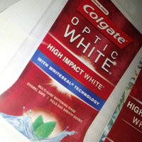 Colgate® OPTIC WHITE® WHITENING MOUTHWASH uploaded by Layal L.