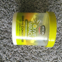 African Pride Olive Miracle Leave in Conditioner, 15 oz uploaded by Hàylee R.