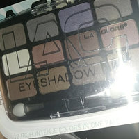 L.A. Colors 12 Color Eyeshadow Palette uploaded by Brooklyn A.