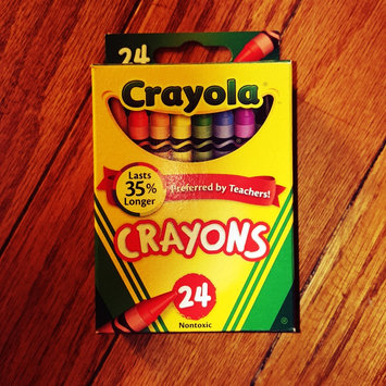 Photo of Crayola 24ct Crayons uploaded by Michelle G.