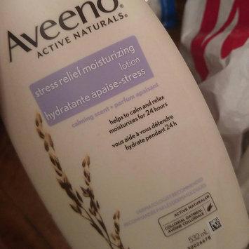 Photo of Aveeno® Stress Relief Moisturizing Lotion uploaded by Macy-Rhayne V.