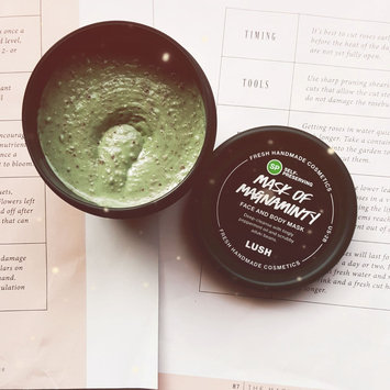 Photo of LUSH Mask of Magnaminty uploaded by savannah p.