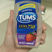 Tums E-X Extra Strength Antacid/Calcium Supplement uploaded by Brooklyn A.