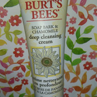 Burt's Bees Soap Bark & Chamomile Deep Cleansing Cream uploaded by Brooklyn A.