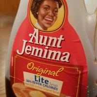 Aunt Jemima® Lite Syrup uploaded by Jessica B.