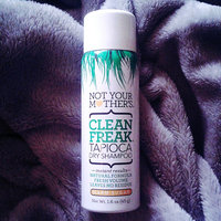 Not Your Mother's® Clean Freak™ Tapioca Dry Shampoo uploaded by Seirria M.
