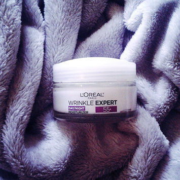 Photo of L'Oréal Paris Wrinkle Expert 55+ Moisturizer uploaded by Seirria M.