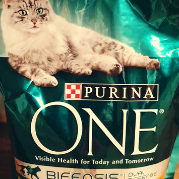 Photo of PURINA ONE® Sensitive Systems Adult Premium Cat Food uploaded by nadien s.