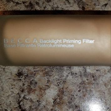 Photo of BECCA Backlight Priming Filter uploaded by Melissa H.