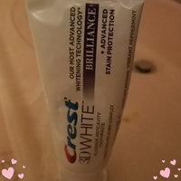 Crest 3D White Brilliance Toothpaste uploaded by Marie L.