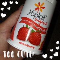 Yoplait® Original Strawberry Yogurt uploaded by Layal L.