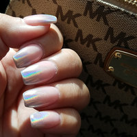 Pt Young Thing Silver Holographic Nail Polish- 0.5 oz Full Sized Bottle uploaded by Seerra P.